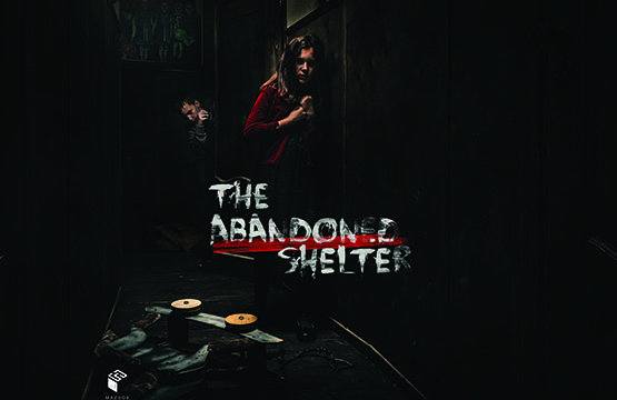 The abandoned shelter